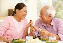 สารอาหารเพื่อผู้สูงอายุ