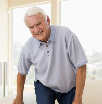 อาการปวดขาในผู้สูงอายุ