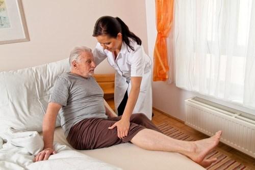 กายภาพบำบัด-ผู้ป่วยนอนติดเตียง