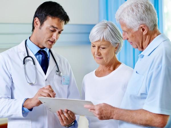 ดูแลสุขภาพผู้สูงอายุ